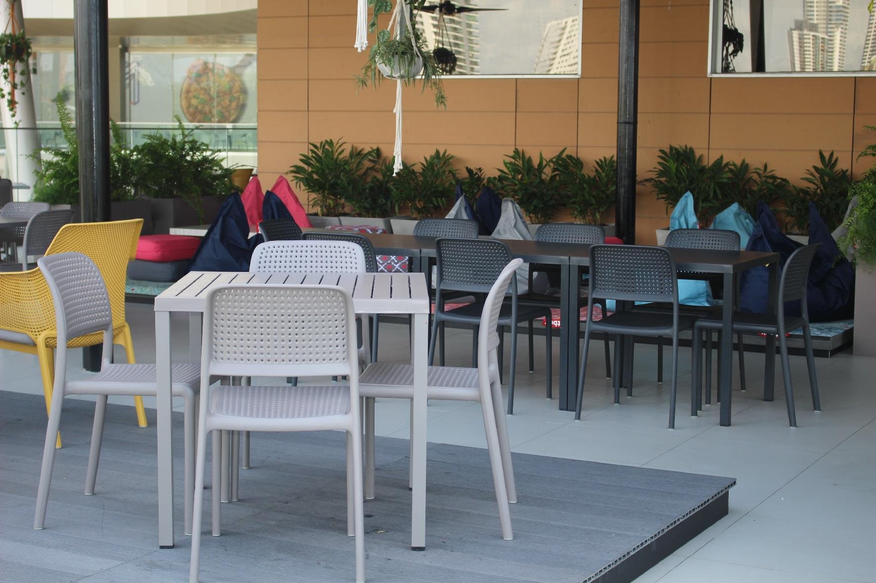 Bistrot outdoor furniture