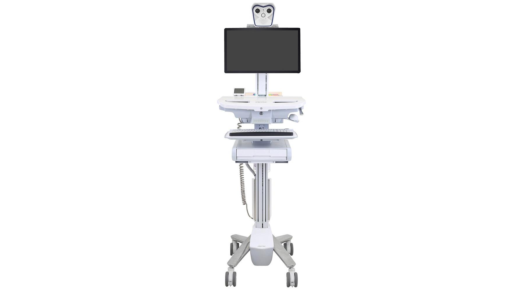 Ergotron thermal imaging cart