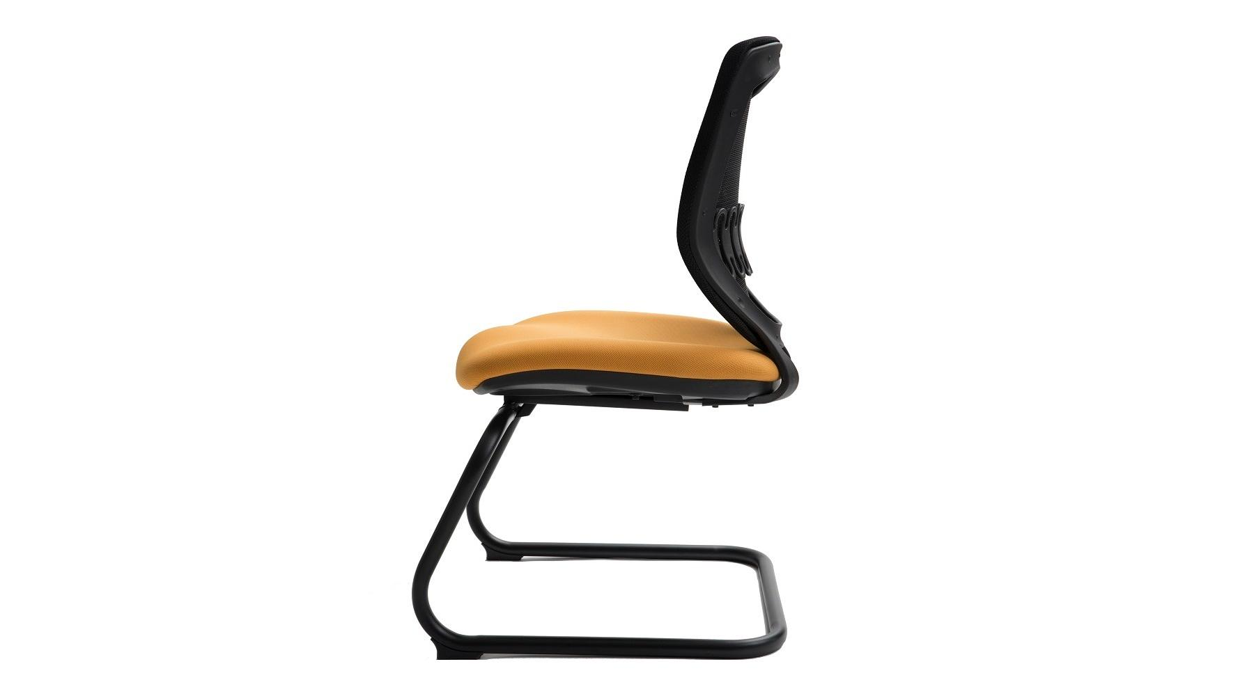 Flex commercial cantilever chair