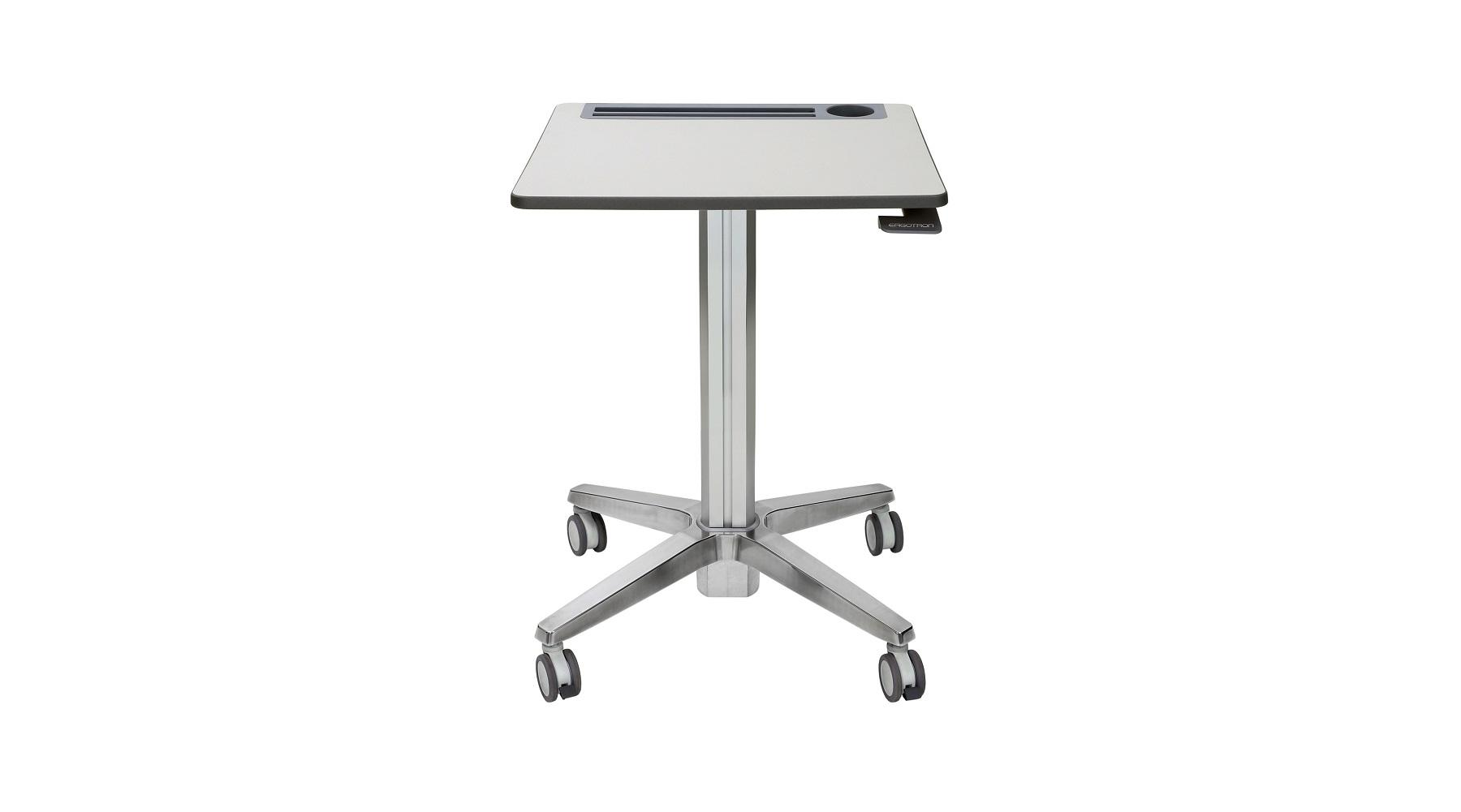 Learnfit mobile sit stand desk