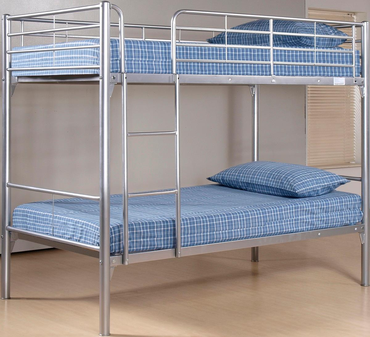 Sleepmaker backpacker steel bunk bed